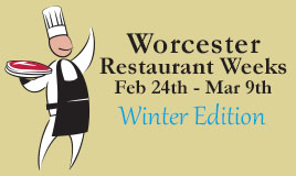Worcester Restaurant Weeks